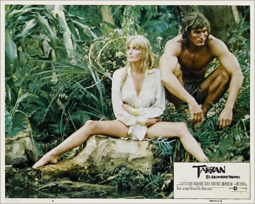 Tarzan The Ape Man Tarzan The Ape Man 1981