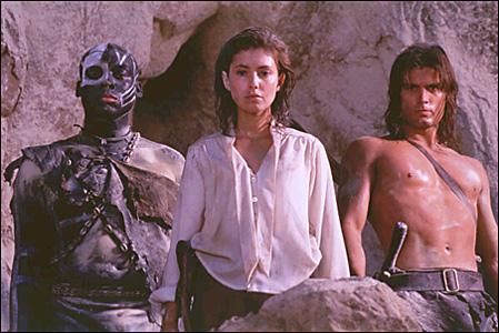 Tarzan and the Lost City - 1998