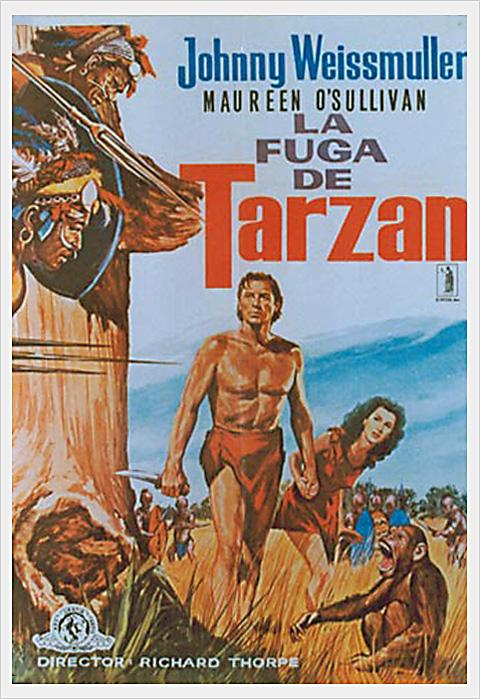 Tarzan Escapes - 1936