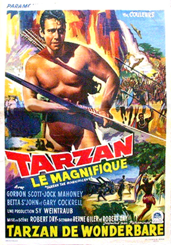Tarzan the Magnificent Tarzan The Magnificent 1960