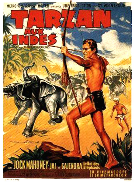 Tarzan Goes to India Tarzan Goes To India 1962