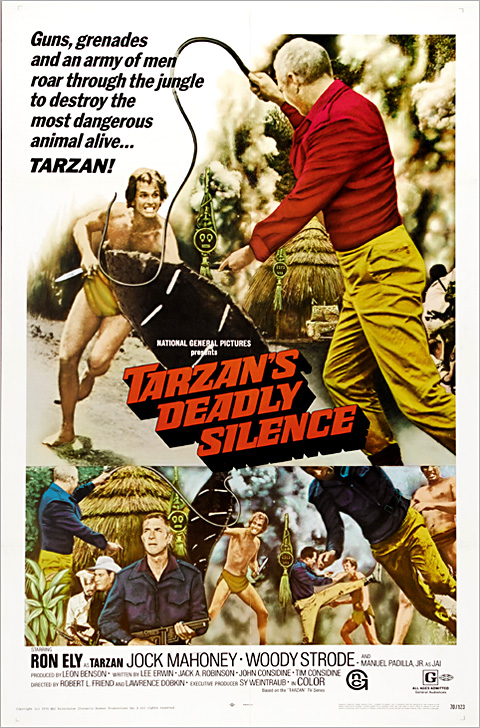 Robert DoQui Wallpapers Tarzan s Deadly Silence