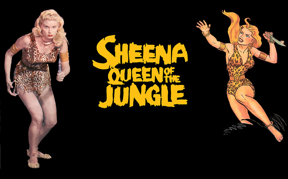 Sheena Website Discussion of all things related to the Jungle Queen